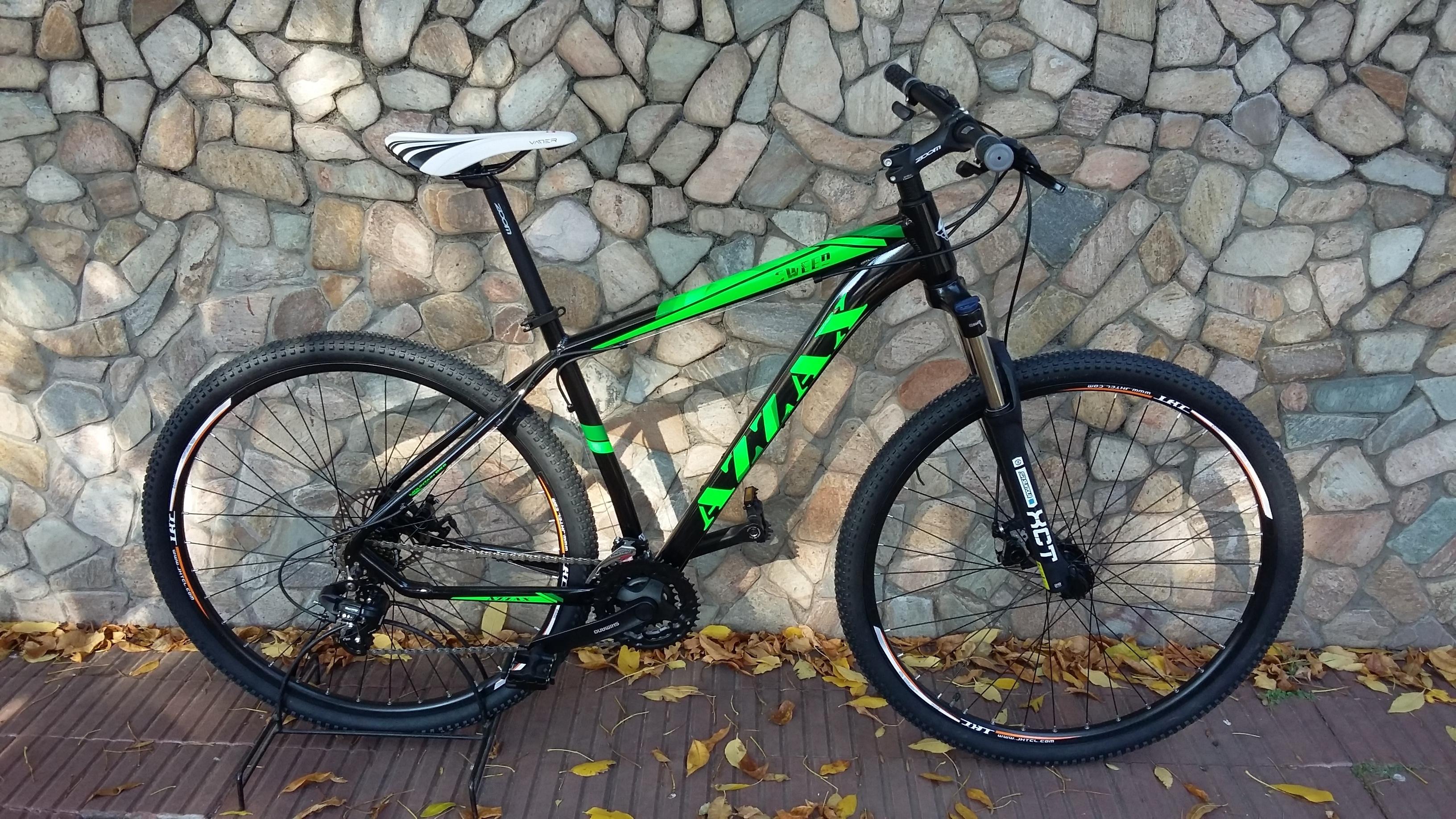 233d288e6 Bicicleta AZZAX R.29